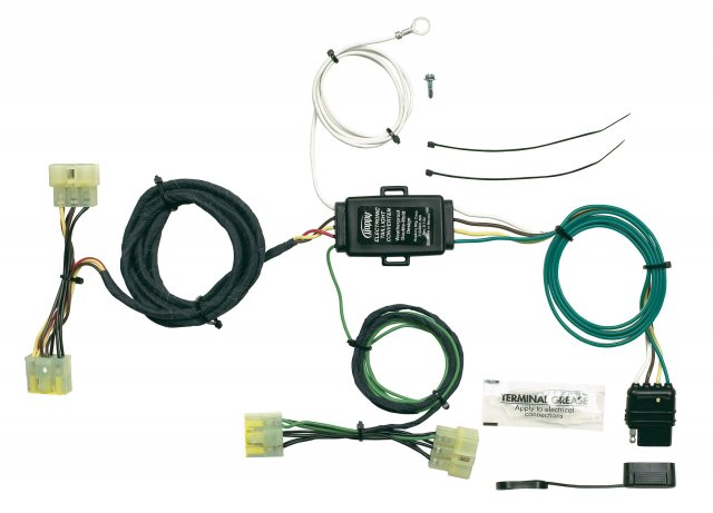 TOYOTA Vehicle Wiring Kit