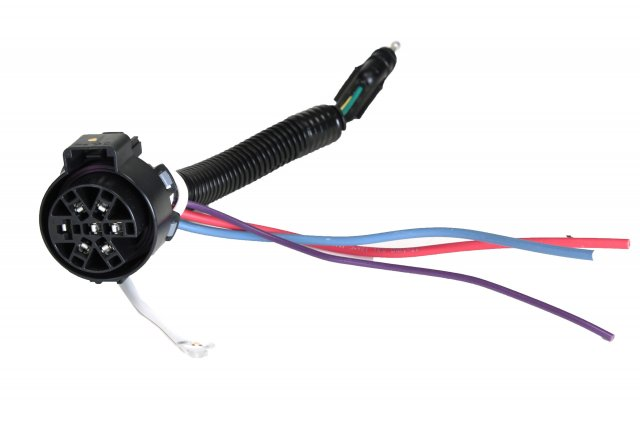 Adapter only, Ford/GM to 4 Wire Flat