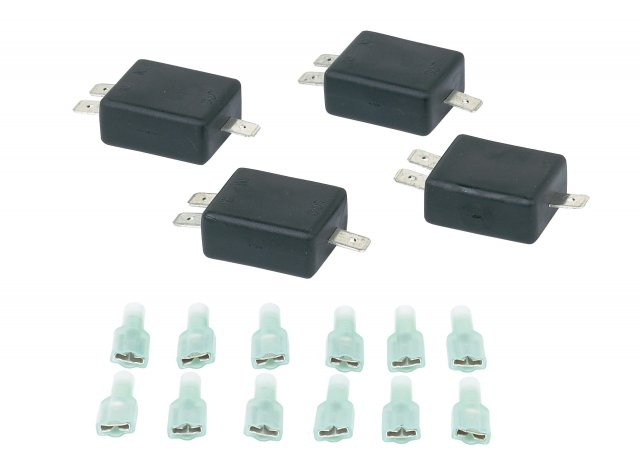 Diode Blocks with Spade Terminals