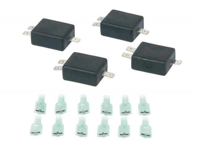 Diode Blocks with Spade Terminals
