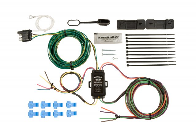 UNIVERSAL Towed Vehicle Wiring Kit