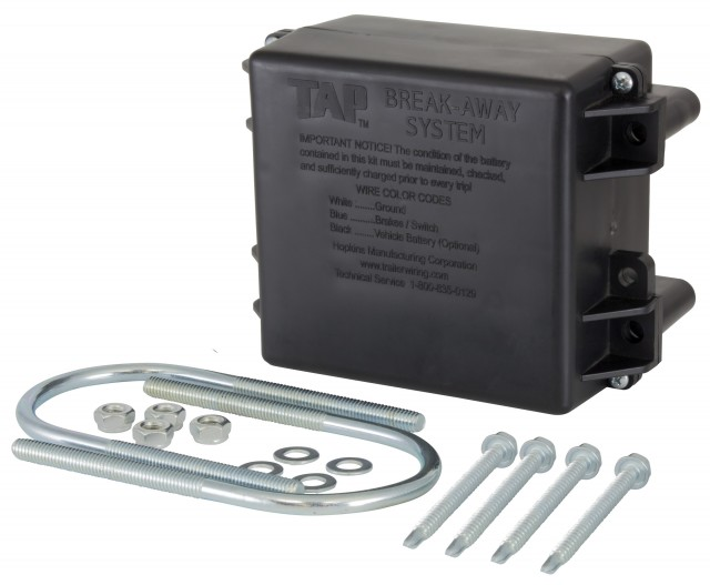 Break-Away Box & Hardware