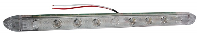 LED Low-Profile Back-Up Light Bar