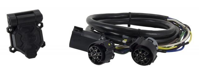 Endurance™ FORD/ GM / RAM 5th Wheel Wiring Kit (Bulk)