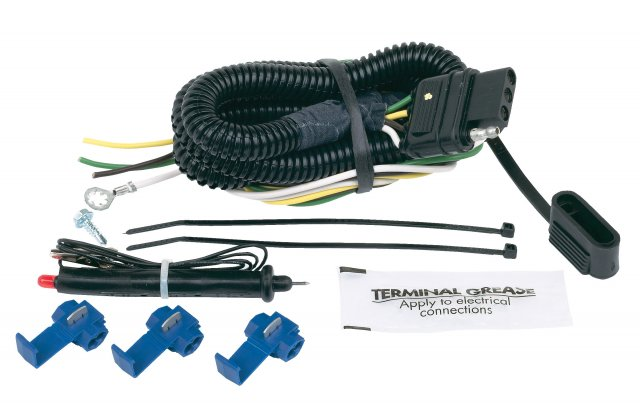 4 Flat Universal Kit (common bulb turn signals)