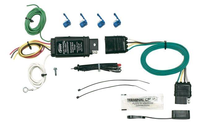 4 Flat Universal Kit w/converter (independent bulb turn signals)