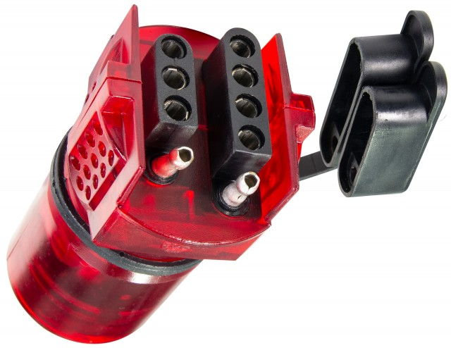 Multi-Tow® Nite-Glow™ 7 Blade to 5 Flat  and 4 Flat Adapter