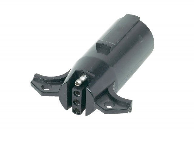 7 Round to 4 Flat Adapter