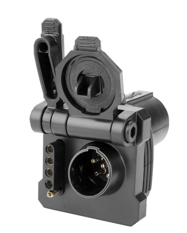 Endurance™ 7 Blade to 6 Round, 5 & 4 Flat w/ Quick-Change™ Plug