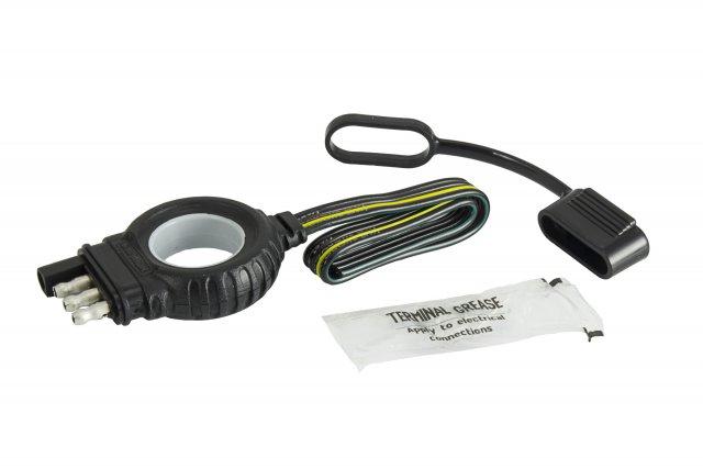 Endurance™ Easy-Pull™ 4 Flat Trailer Side (12