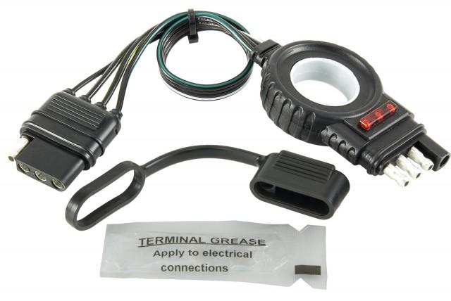 Endurance™ Easy-Pull™ LED Test 4 Flat Extension (12
