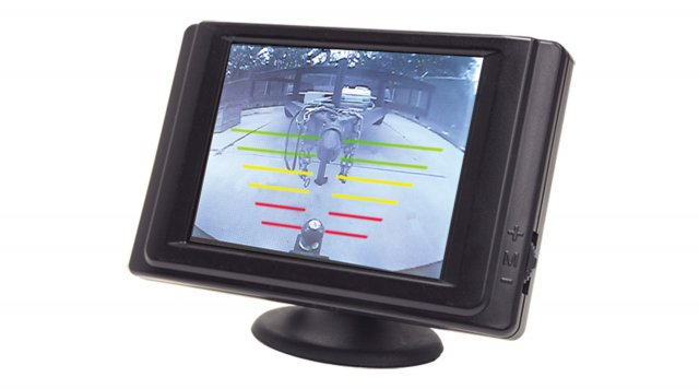 Smart Hitch Backup Camera & Sensor System