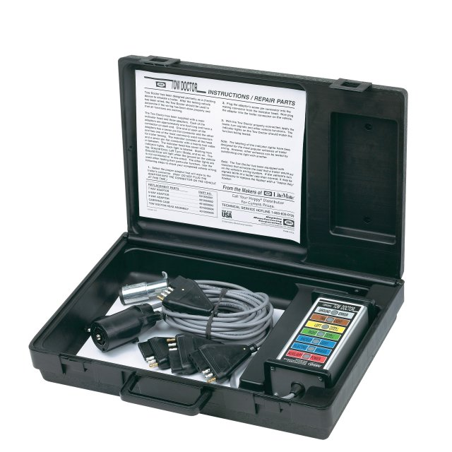 Tow Doctor™ Vehicle Side Test Unit