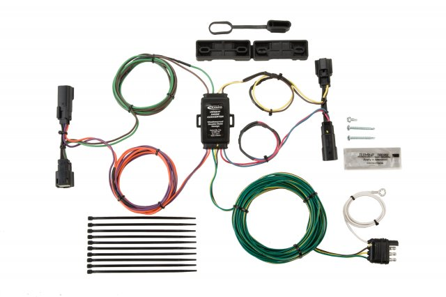 LINCOLN Towed Vehicle Wiring Kit
