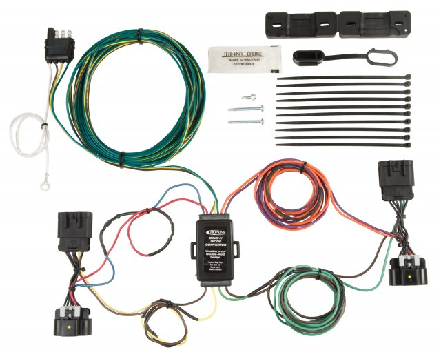 CHEVROLET/GMC Towed Vehicle Wiring Kit