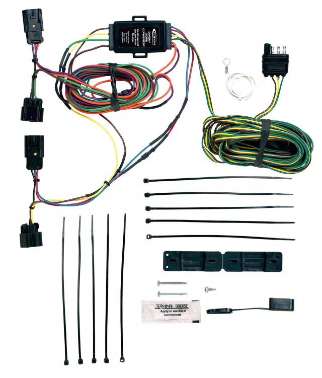 BUICK/CHEVROLET Towed Vehicle Wiring Kit