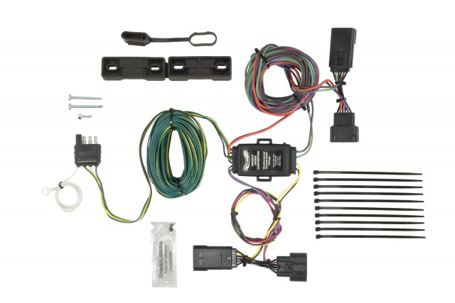 CHEVROLET Towed Vehicle Wiring Kit