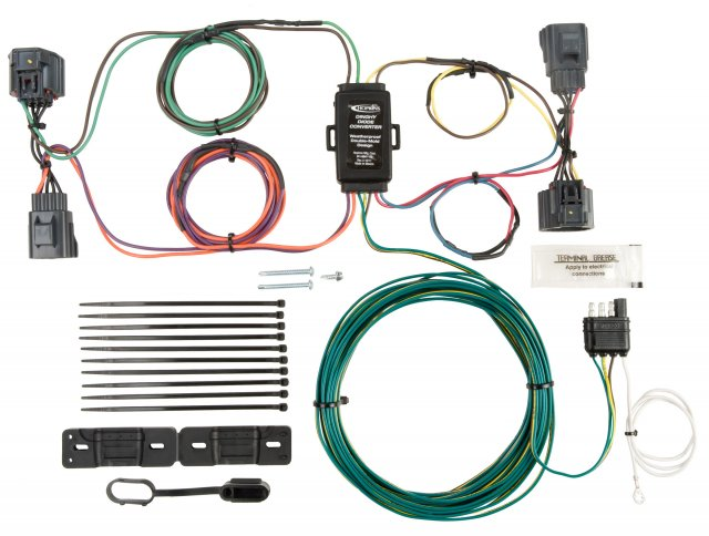 JEEP Towed Vehicle Wiring Kit