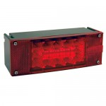 LED Submersible RH 6-Function Low-Profile Trailer Light