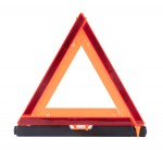 3 Pk Reflective Triangles with Carrying Case