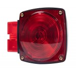 Submersible LH Over 80 Combination Trailer Light, Stud Mount