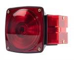 Submersible RH Over 80 Combination Trailer Light, Stud Mount