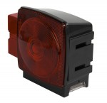 Submersible LH Over 80 Combination Trailer Light