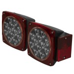 LED Submersible Trailer Light Kit for Trailers Under 80