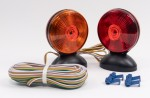 2-Sided Magnetic Trailer Towing Light Kit