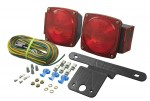 POWER1 LED Submersible Combination Trailer Light Kit for Trailers Under 80