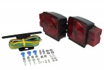 Submersible Combination Trailer Light Kit for Trailers Over and Under 80