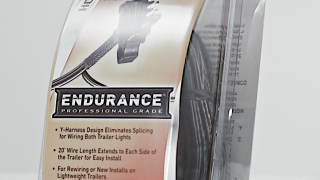 48240 - Endurance™ 4 Wire Flat Y-Harness (20 feet) - Packaged