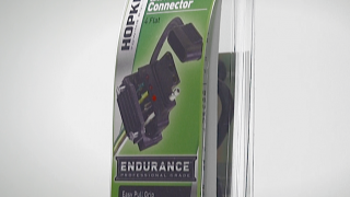 48190 - Endurance™ Quick-Fix™ 4 Wire Flat - Packaged